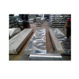 Aluminio Aluzinc zinc teja de metal corrugado