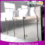 Essiccatore di circolazione di aria calda dell'acciaio inossidabile di serie del ctc