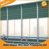 Fabrik-Preis-verschiedene Farben-Polycarbonat-Schallmauer-Wand