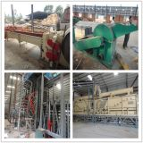 Particleboard Lopende band/Particleboard die Machine maken