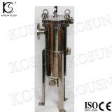 De PreFilter van het Type van Zak van de Behandeling van het Water van het roestvrij staal