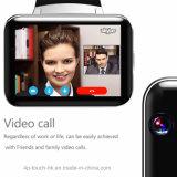 3G GPS de Slimme Telefoon van het Horloge met Functie WiFi en Camera (DM98)