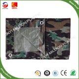 PE oleados com tamanho personalizado, tecido de PE à prova de umidade, revestidos ou recobertos de lona de PE
