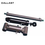 O cilindro telescópico de Rod de laço do pistão do petróleo hidráulico da ceifeira forç a maquinaria da agricultura