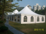 La pagode de jardin en PVC étanche auvent extérieur pour la vente d'auvent