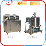 잼 Center (Core Filling) Snack Food Machine/Making Machine 또는 Plant