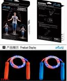 LED Digital Ignorando LED Jump Sports Counting Rope com Calcular Calorias