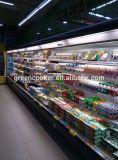 Copeland 압축기를 가진 상업적인 슈퍼마켓 Multideck 열려있는 냉각장치