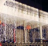 Water Bubble Christmas Lights Waterfall Light for Wall Decorações