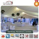 15X30m Vente en gros de tentes de mariage carrés Tentes et chaises de restauration pour 500 personnes