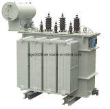 Transformateur immergé dans l'huile de la distribution S11