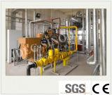 Wechselstrom-Dreiphasenausgabe-hohe Leistungsfähigkeits-Rauchgas-Generator-Set 500kw