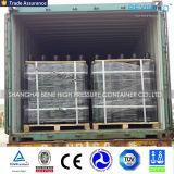 40L de Cilinders van de Zuurstof van het staal voor de Installaties van het Gas van O2