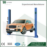 Gg марки Ce 3.5-4 тонн Гидравлические напольные пластины две должности Car Авто подъем автомобиля