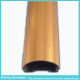 Het concurrerende LEIDENE T8 Profiel Heatsink van het Aluminium met het Anodiseren