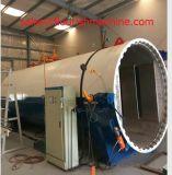 Máquina/equipo de cristal de la laminación con la autoclave