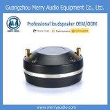 Haut de la qualité hi-fi en néodyme 1.5inch Gamme Pro Audio Compression haut-parleur professionnel corne Tweeter à dôme de pilote de la Chine usine pour le commerce de gros