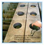 L'usure de la plaque d'acier résistant plaques AR500