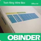 Le fil de liaison Obinder Twin Ring prédécoupé