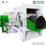 máquina de reciclaje de plástico y residuos de plástico/trituradora de plástico de botellas de PET Shredder