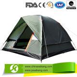 Pliage tente camping lit pour une utilisation avec un service professionnel