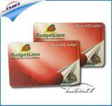 PlastikKreditkarte Belüftung-Kreditkarte