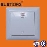 Стены Elendax электрического переключателя с помощью отключения освещения (F6101)