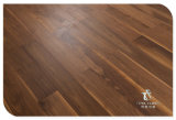En noyer américain, brossé Engineered Wood Flooring, UV huilés, multicouches. Couche 3