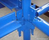 건축 프로젝트를 위한 금속 Kwikstage 비계 시스템, Shandong 제조자