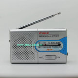 Mini AM FM Radio de banda 2
