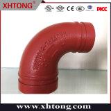 Accessori per tubi duttili del ferro di Xinhuitong per i prodotti proteggenti del fuoco