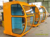 Parte de acoplamiento de la grúa Taxista habitación cabina con bajo precio