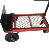 販売のための工場供給のプラットホームの構造手のトロリーカート