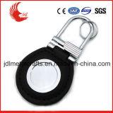 Cuero Keychain de la insignia de la impresión de la venta directa del precio de fábrica