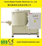 Polvo de vacío automático Fácil mantenimiento estacionario Recipiente mezclador