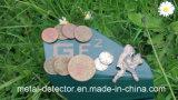 Il metal detector del T2 per oro sotterraneo apprezza la caccia