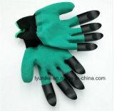 Сад из пластика ABS, земляные работы джина перчатки с зацепами