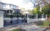 Супер качества элегантный дизайн утюга сад ворота