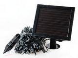 Panneaux solaires de picovolte en verre avec la batterie et le contrôleur 15*13 amorphe