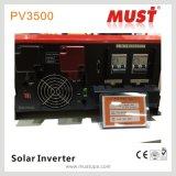 12kw PV van de Golf van de Sinus van het Systeem van de Zonne-energie Zuivere Omschakelaar