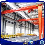 電気上昇20トンの起重機が付いている半単一のガードのガントリークレーン