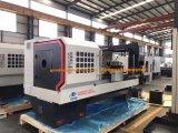 기우는 침대 Tck6336 절단 금속을%s 보편적인 수평한 기계로 가공 CNC 포탑 공작 기계 & 선반