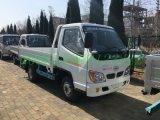 Isuzuエンジンを搭載するT王軽トラック、貨物自動車のトラック、貨物トラック