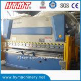 Machine à cintrer hydraulique de la plaque Wc67y-160X3200 en acier/machine se pliante en métal