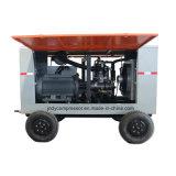 Bewegliche Oilless Dieselluftverdichter
