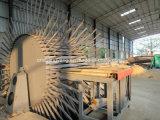 Linha de produção automática da placa de partícula da qualidade superior