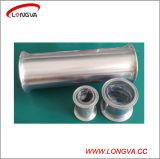 Sanitario Tri morsetto tubo in acciaio inox
