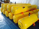 Fábrica de Waterbags do teste do barco salva-vidas do baixo preço