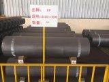 ニップルが付いているアーク炉に使用するUHP/HP/Npの等級の高い発電の等級のグラファイト電極