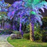 Weihnachtslicht des RGB-im Freien Garten-Laserlicht-IP65